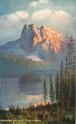 MOUNT BURGESS, EMERALD LAKE