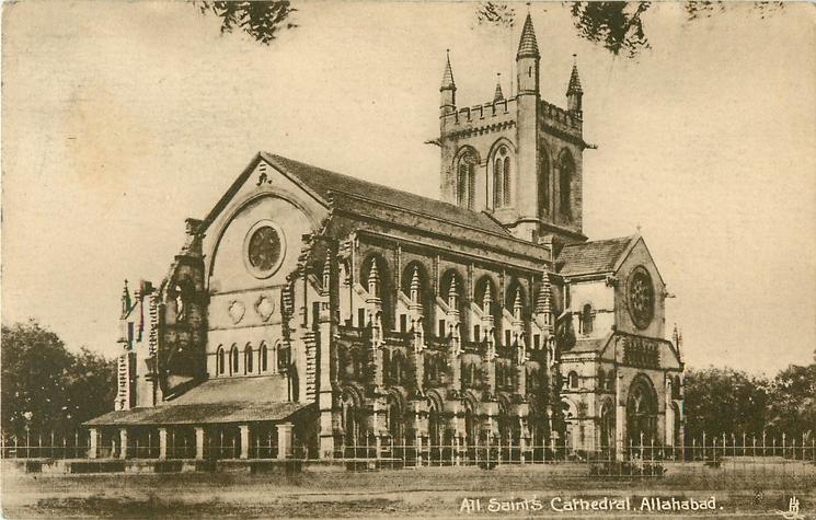 ALL SAINT'S CATHEDRAL