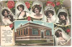 ALEXANDRIA, LA. PUBLIC LIBRARY