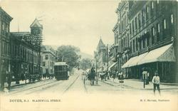 BLACKWELL STREET