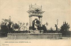 DUKE'S FOUNTAIN, NEAR SOMERVILLE, N.J.