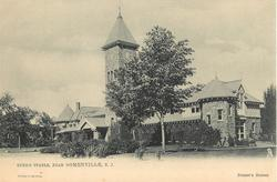 DUKE'S STABLE, NEAR SOMERVILLE, N.J.