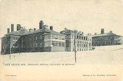UNIVERSITY HOSPITAL - UNIVERSITY OF MICHIGAN
