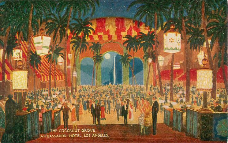 THE COCOANUT GROVE