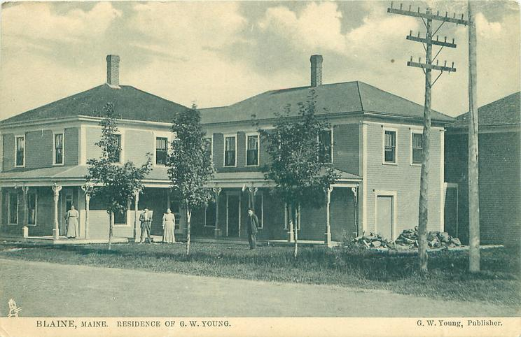 RESIDENCE OF G.W. YOUNG