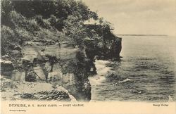 ROCKY CLIFFS - POINT GRATIOT
