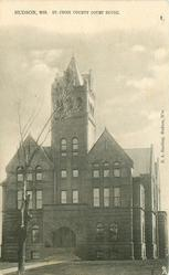 ST. CROIX COUNTY COURT HOUSE