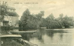 A CORNER OF THE LAKE