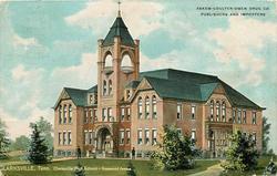 CLARKSVILLE HIGH SCHOOL - GREENWOOD AVENUE