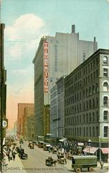 DEARBORN STREET NORTH FROM MONROE