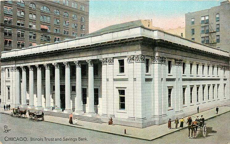 ILLINOIS TRUST AND SAVINGS BANK
