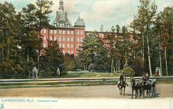 LAKEWOOD HOTEL