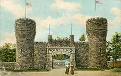 ENTRANCE TO POINT PARK