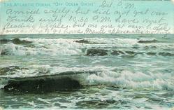 """""""OFF OCEAN GROVE"""""""
