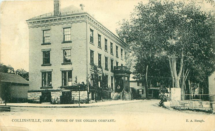 OFFICE OF THE COLLINS COMPANY