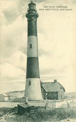 FIRE ISLAND LIGHTHOUSE, NEAR AMITYVILLE, LONG ISLAND
