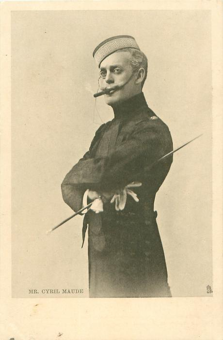 MR. CYRIL MAUDE