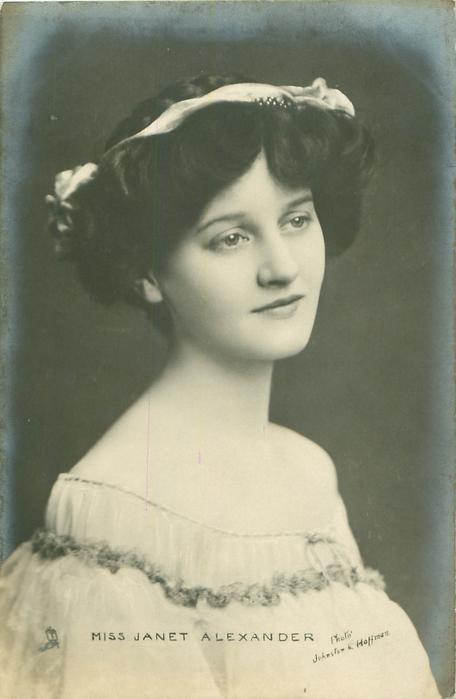 MISS JANET ALEXANDER
