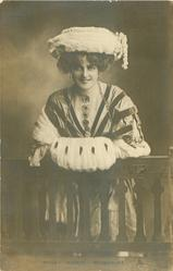 MISS MARIE STUDHOLME