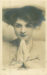 MISS BILLY BURKE
