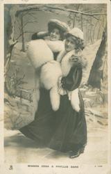MISSES ZENA & PHYLLIS DARE