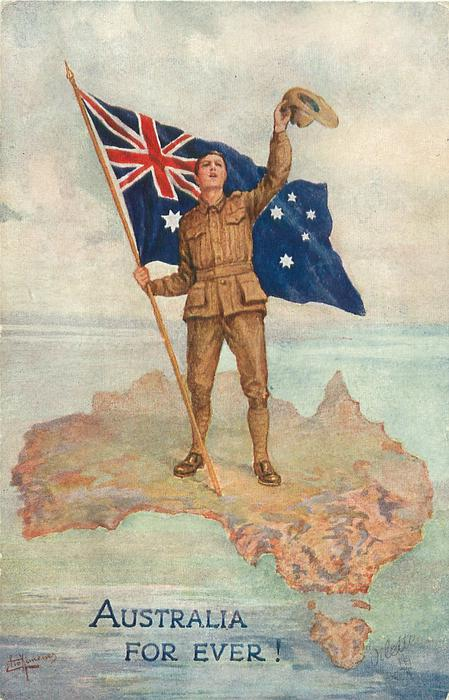AUSTRALIA FOR EVER!