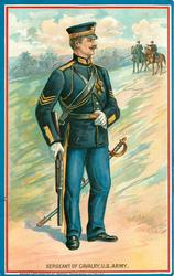SERGEANT OF CAVALRY