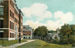 WILDER AND RICHARDSON HALLS AND ROLLINS CHAPEL