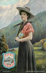 MONTANA, A DAUGHTER OF THE ROCKIES