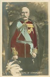H.R.H. DUKE OF CONNAUGHT