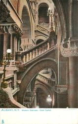 WESTERN STAIRCASE - STATE CAPITOL