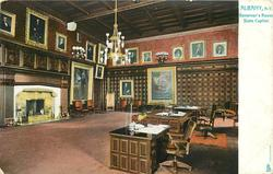 GOVERNOR'S ROOM, STATE CAPITOL