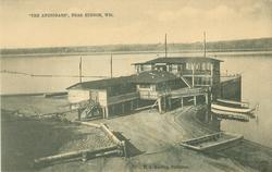"""THE ANCHORAGE"", NEAR HUDSON, WIS."