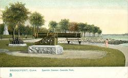 SPANISH CANNON - SEASIDE PARK