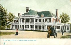 CASINO - ROGER WILLIAMS PARK