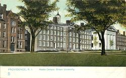 MIDDLE CAMPUS - BROWN UNIVERSITY