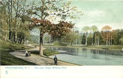 THE LAKE - ROGER WILLIAMS PARK