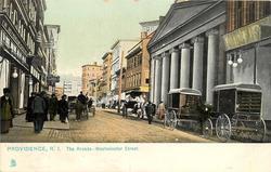 THE ARCADE - WESTMINSTER STREET