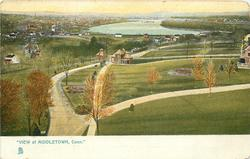 """VIEW OF MIDDLETOWN, CONN."""