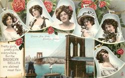GREATER NEW YORK, BROOKLYN BRIDGE
