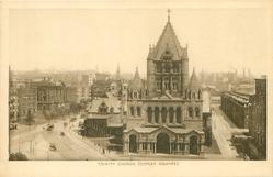 TRINITY CHURCH (COPLEY SQUARE)