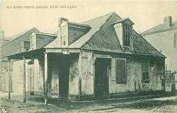 OLD HOUSE - FRENCH QUARTER
