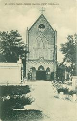 ST. ROCH'S CHAPEL - FRENCH QUARTER