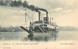 "STR. ""REES LEE"" ENTERING CAIRO HARBOR"