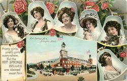 HOT SPRINGS, ARK., ARLINGTON HOTEL