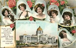 LITTLE ROCK, ARK., NEW STATE CAPITOL