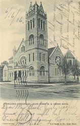 STATE STREET, M. E. CHURCH SOUTH
