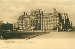 ARMY AND NAVY BUILDING