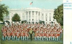 "THE UNITED STATES MARINE BAND, ""THE PRESIDENT'S OWN"""