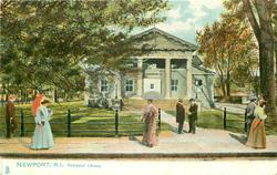 REDWOOD LIBRARY